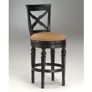 Darby Home Co Rundell 30'' Swivel Bar Stool
