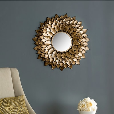 Darby Home Co Sunburst Wall Mirror