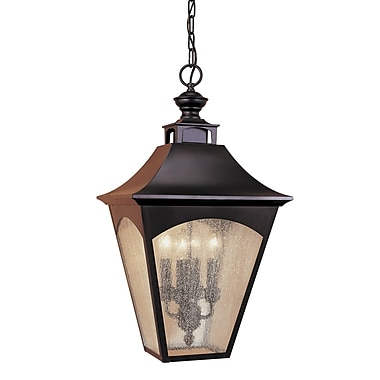 Darby Home Co Clairsville 4-Light Outdoor Hanging Lantern
