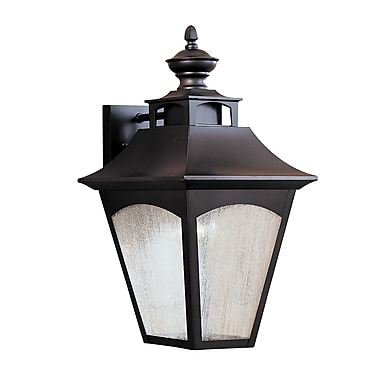 Darby Home Co Clairsville 1-Light Outdoor Wall Lantern