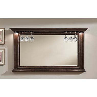Darby Home Co Bar Mirror; Riverbank