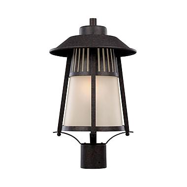 Darby Home Co Burkettsville 1-Light LED Lantern Head; Incandescent