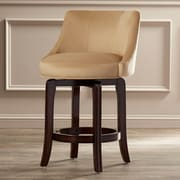 Darby Home Co Grandwood 25.25'' Swivel Bar Stool