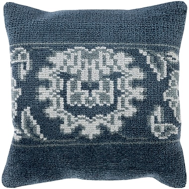 Darby Home Co Bryan 100pct Wool Throw Pillow Cover; 20'' H x 20'' W x 1'' D