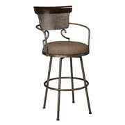 Darby Home Co Carbondale 30.25'' Swivel Bar Stool
