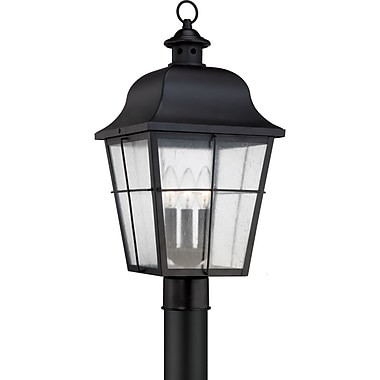 Darby Home Co Danielson Outdoor 3-Light Lantern Head