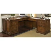 Darby Home Co Sidell L Shaped Executive Desk