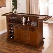 Darby Home Co Danton Bar w/ Wine Storage