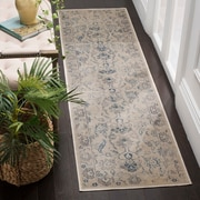 Darby Home Co Curtis Green/Blue Area Rug; 8' x 11'2 inch  by
