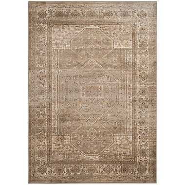 Darby Home Co Cyrus Sage Green Area Rug; 4' x 5'7''