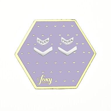Foxy Originals Pixie Earrings, Silver