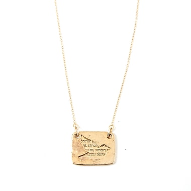 Foxy Originals – Collier Love Notes, oiseau