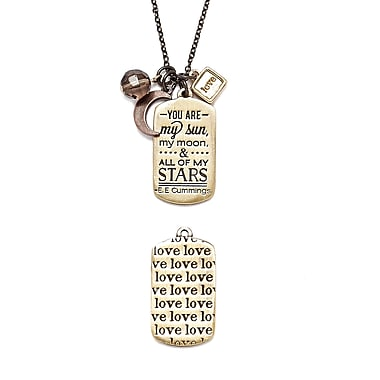 Foxy Originals Mantra Love Necklaces