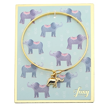 Foxy Originals Elephant Bangles