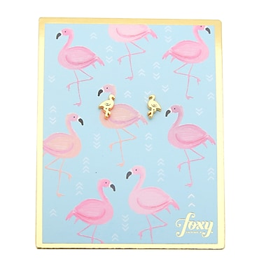 Foxy Originals Flamingo Earrings