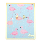 Foxy Originals – Boucle d'oreille Flamingo