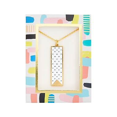 Foxy Originals Dotty Necklace, Gold