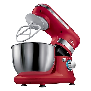 Sencor 6-Speed Stand Mixer, Red (STM 3014RD-NAA1)