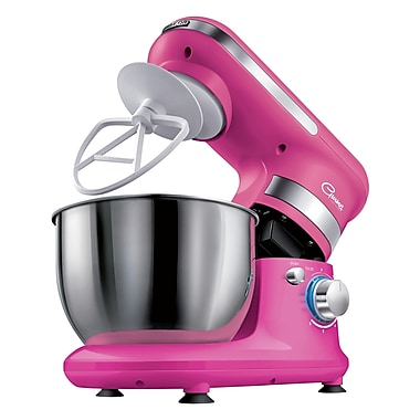 Sencor 6-Speed Stand Mixer, Rose (STM 3018RS-NAA1)