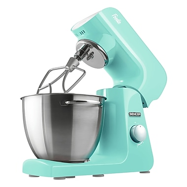 Sencor 8-Speed Stand Mixer, Mint Green (STM 41GR-NAB1)