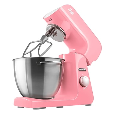 Sencor 8-Speed Stand Mixer, Coral Red (STM 44RD-NAB1)