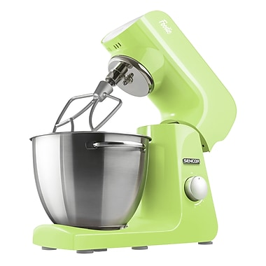Sencor 8-Speed Stand Mixer, Lime Green (STM 47GG-NAB1)