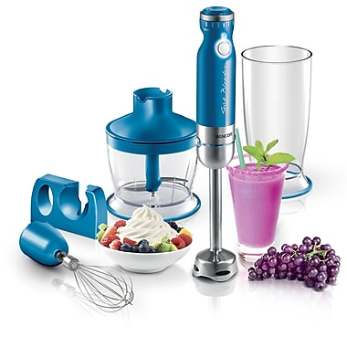 Sencor 800 W Stick Blender, Blue (5690265)