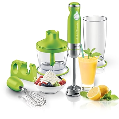 Sencor 800 W Stick Blender, Green (5690266)