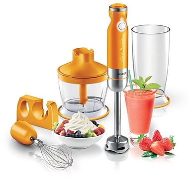 Sencor 800 W Stick Blender, Orange (5690267)