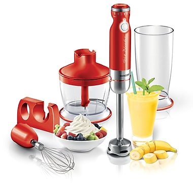 Sencor 800 W Stick Blender, Red (5690268)