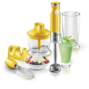 Sencor 800 W Stick Blender, Yellow (5690270)