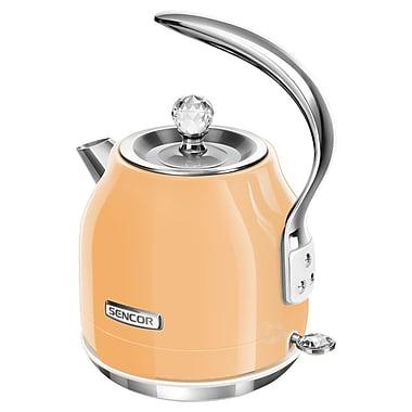 Sencor – Bouilloire électrique de 1,2 L, orange pêche (SWK 43OR-NAB1)
