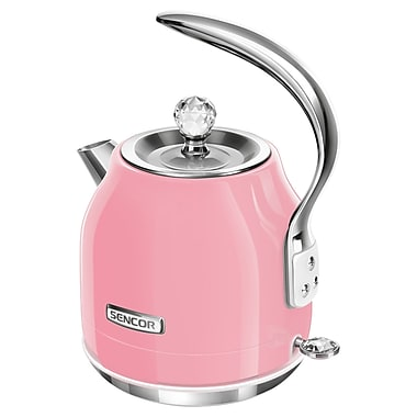 Sencor 1.2 L Electric Kettle, Coral Red (SWK 44RD-NAB1)