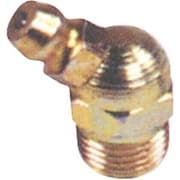 "Aurora Tools Grease Fittings, Thread: 1/4"" - 28 SAE-LT, Angle: Short - 45 degree, 10/Pack (AC502)"