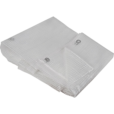 Clear Tarpaulins, 40' x 30' (JD418)
