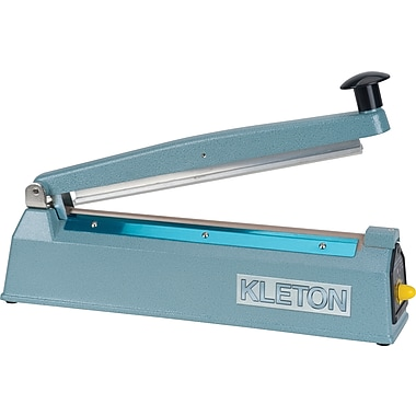 Kleton Impulse Heat Sealer, 110 V, 380 W, 12