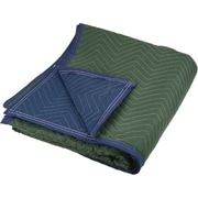 "Kleton Standard Furniture Pad, 72"" x 80"", Dark Blue/Green, 6/Pack (PF461)"