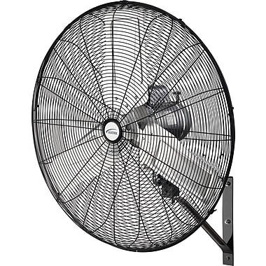 Matrix Industrial Oscillating Wall Fan, Wall Mounted, 30