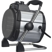 Matrix Industrial Portable Ceramic Heater, Ceramic, 120 V, 5200 BTU/H (EA650)