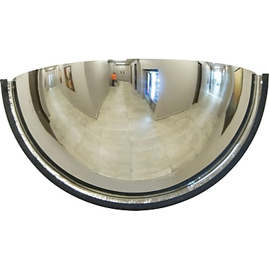 Zenith Safety Dome Mirror, Half Dome 180 degree, 26