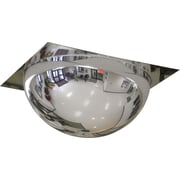 "Zenith Safety Drop-In Ceiling Panel Dome, 24"", Full Dome (SDP536)"