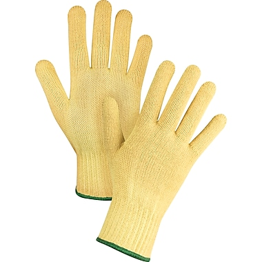 Zenith Safety Kevlar String Knit Gloves, Kevlar, 7 Gauge, Extra Large, 12/Pack (SFP795)