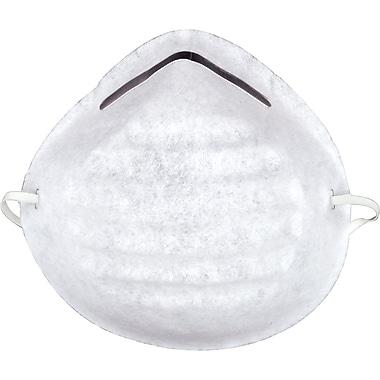 Zenith Safety Nuisance Dust Masks, 10/Pack (SAS499)
