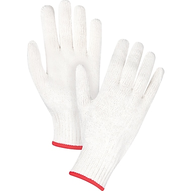 Zenith Safety Poly/Cotton String Knit Gloves, X-Large, 240/Pack (SDS941)