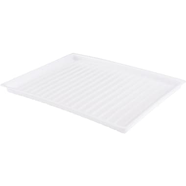 Zenith Safety Replacement Poly Tray for Zenith Safety Corrosive Cabinets, 19