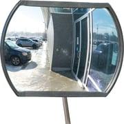 Zenith Safety - Miroir convexe rectangulaire/rond