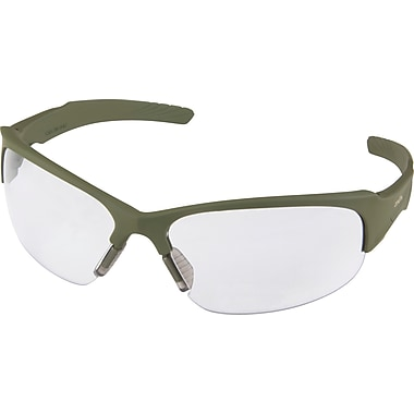 Zenith Safety Z2000 Series Eyewear, Clear, Anti-Fog, Non-Slip, 12/Pack (SDN700)