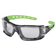 Zenith Safety Z2500 Series Eyewear, Clear, Anti-Fog, Flexible Rubber Arms, 24/Pack (SDN710)