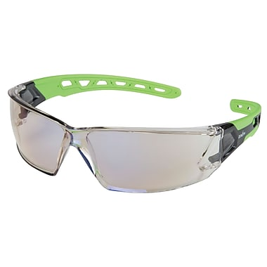 Zenith Safety Z2500 Series Eyewear, Indoor/Outdoor Mirror, Anti-Scratch, Distortion-Free, 24/Pack (SDN705)