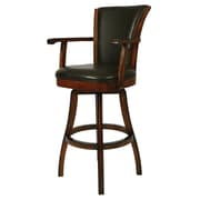Darby Home Co Mcclain 30'' Swivel Bar Stool